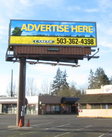 Outsmart the competition with digital billboards.