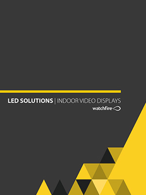 LED Solutions | Indoor Video Displays