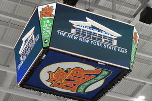 NY State Fair Expo showcases their new indoor 6mm display.