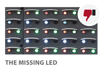 The Missing LED Module