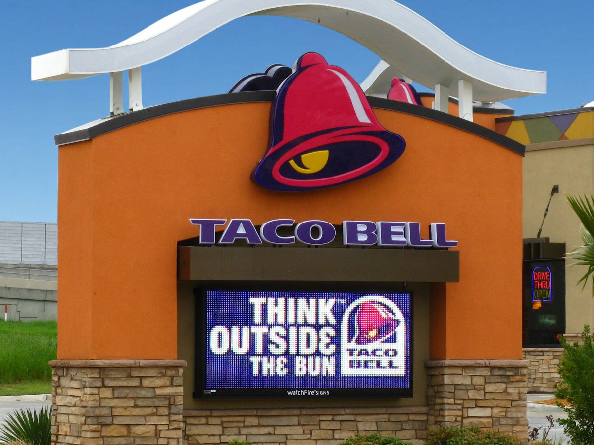 Taco Bell Shreveport