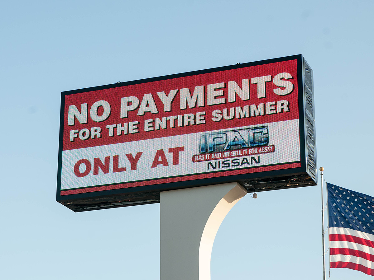Car Dealerships In San Antonio Tx >> Watchfire Signs | Signs for Auto Sales and Service ...