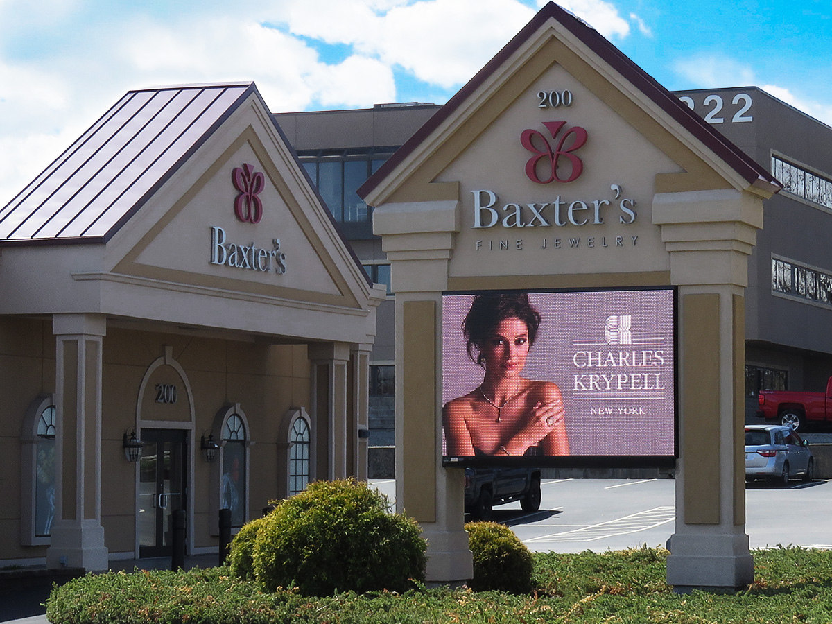 38d6a6b6ac LED Signs are Perfect for Retail - Watchfire Signs