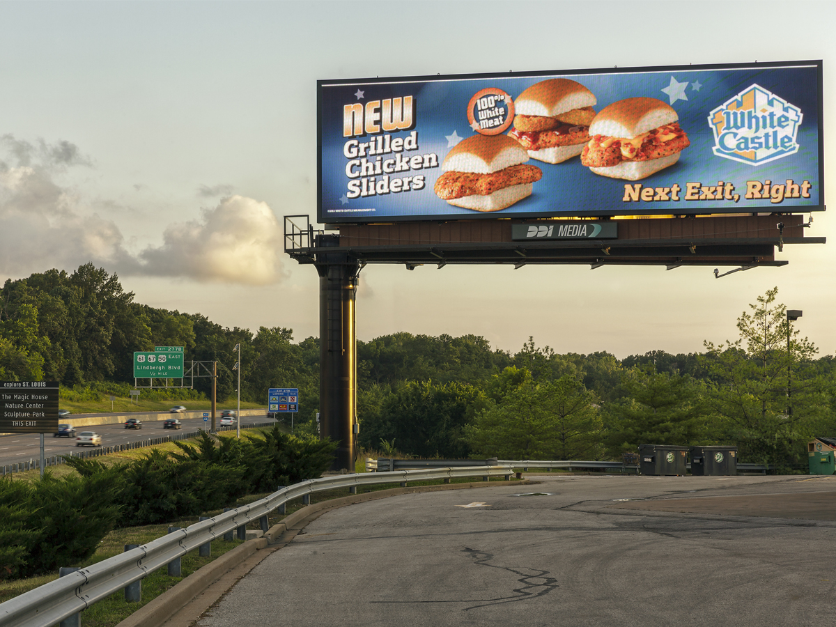 Digital Outdoor Advertising Industry Watchfire Signs