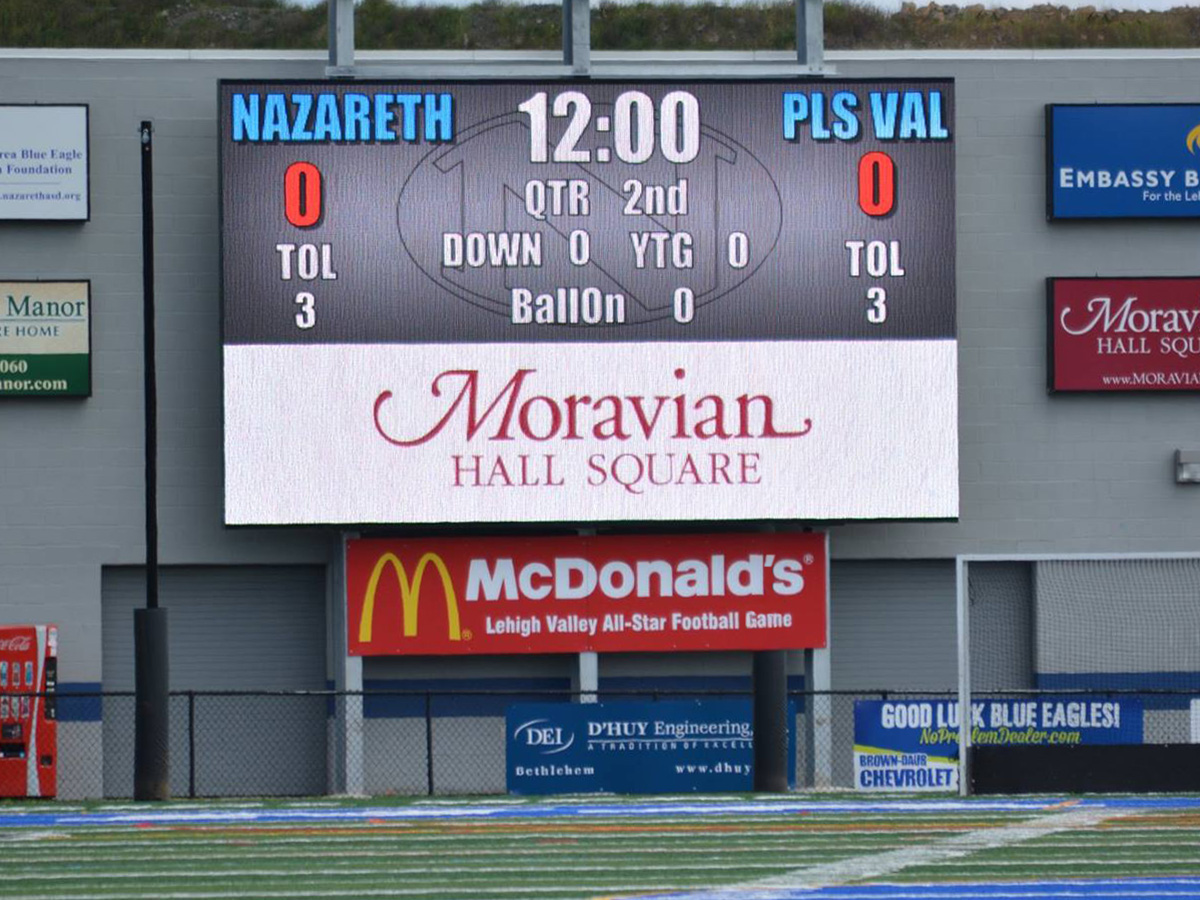 Video Displays And Sports Scoreboards Watchfire Signs Digital